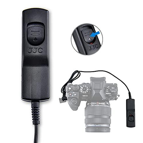 JJC MC-30 MC-30A MC-36 互換 シャッターリモコン リモートケーブル ケーブルレリーズ リモコンコード ニコン Nikon D850 D810 D800 D700 D500 D300s D300 D200 D100 D5 D4s D4 D3 D3s D3X D2H D2X D2Hs D2Xs 適用