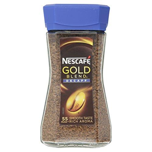 Nestle Nescafe Gold Blend Decaff Coffee 100g