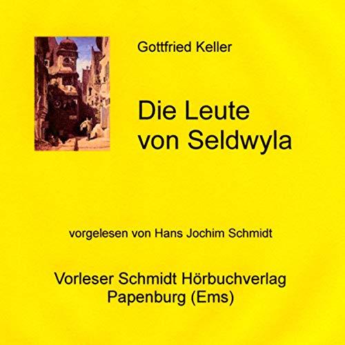 Die Leute von Seldwyla  By  cover art
