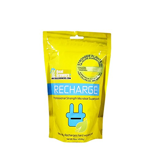 Real Growers Recarga (16oz)