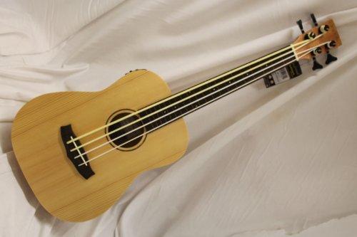 Tanglewood Roadster kurze Reisen Bass Gitarre Fichtendecke Boden & Zargen