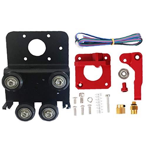 3D-drucker Direkt Extruder Upgrade-Drive Kit Teile Platte Aluminiumlegierung Für Ender 3 Pro Cr 10 Cr 10s S4 S5 Komfortable Versorgung