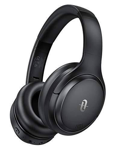 TaoTronics Hybrid Active Noise Cancelling Headphones Bluetooth Headphones ...