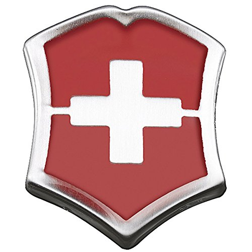 Victorinox 41888 Pin Emblema, rojo, M
