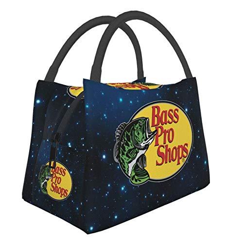 Bass Pro Shop - Bolsa de almuerzo portátil para almuerzo