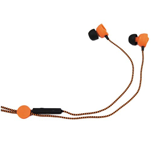 WESC M10 IN-Ear Wired Headphone orange