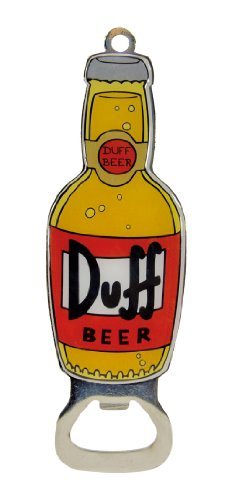 United Labels 0118286 Flaschenöffner The Simpsons Duff-Bier