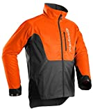 Husqvarna - Blouson - Homme - Orange - L