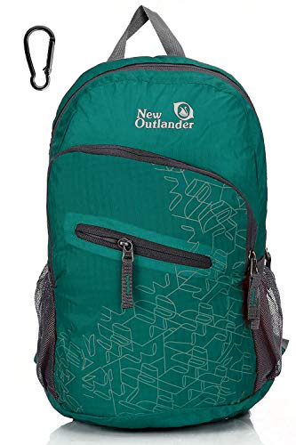 Outlander 20L/33L- Most Durable Packable Lightweight Travel Hiking Backpack Daypack