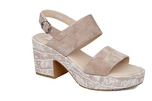 CALLAGHAN Zapatos sandalias 28801 Nude Size: 38 EU