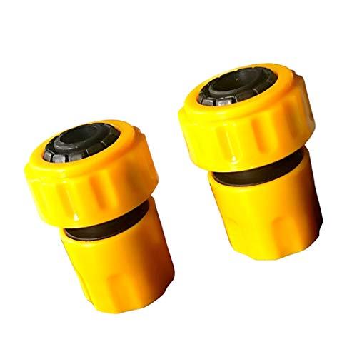 Milageto - Adaptador de conector rápido para arandelas de coche (2 unidades, 16 a 19 mm)