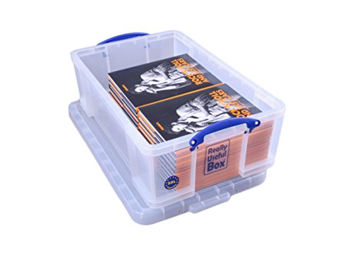 Really Useful Box 50CCB - Caja multiusos 50 litros capacidad