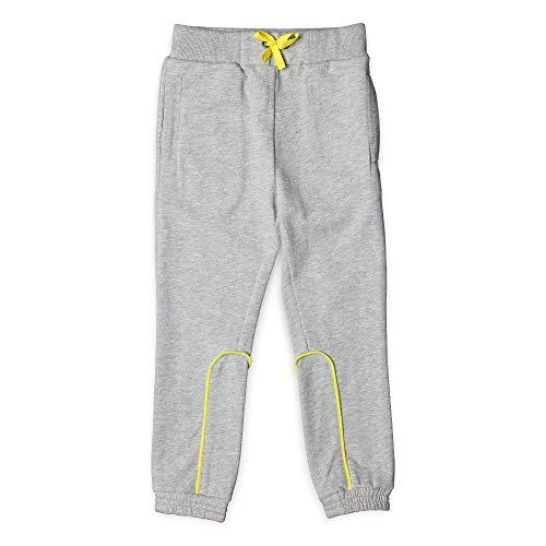 ESPRIT KIDS Jungen Knit Pants Sporthose, Silber (Heather Silver 223), (Herstellergröße: 92+)