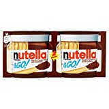 Nutella and Go Pack, 2 x 48 g