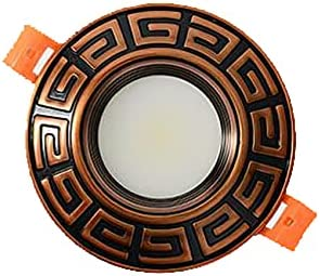 DSYADT Spring new work one after another LED Sale special price Recessed Downlights - Integrated Spotlights Round 7W