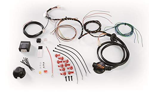 Westfalia 300072300107 universele elektrische set voor trekhaken, 7-polig, voor voertuigen zonder Checkcontrol-systeem