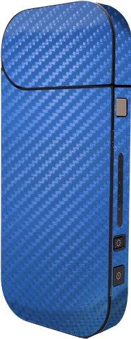 モバエール 電子たばこIQOS用ステッカー IQ-SBU スカイブルー
