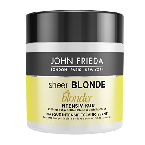John Frieda Sheer Blonde Go Blonder Intensiv-Kur (1 x 150 ml)
