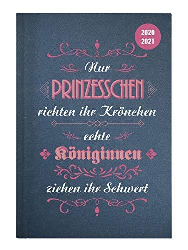 Collegetimer Vintage 2020/2021 - Schüler-Kalender A6 (10x15 cm) - Sprüche - Weekly - 224 Seiten - Terminplaner - Alpha Edition (Collegetimer A6 Weekly)