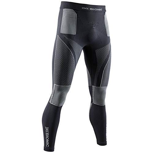 X-BIONIC Energy Accumulator 4.0 Pantalon pour Homme, Gris (Charbon/Gris Perle), XXL