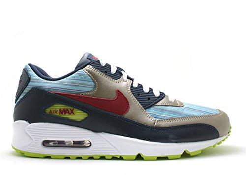 Nike Mens AIR MAX 90 Leather (9.5 D (M) US)