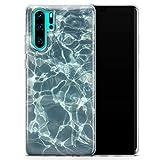 Coque design pour Huawei P20 Pro .Ocean Water Texture D003 - Design 4