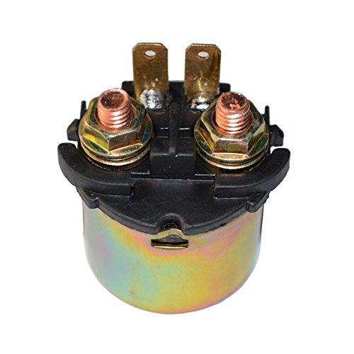 AHL Motorrad Anlasserrelais//Starterrelais//Magnetschalter f/ür VS800GL VS 800 GL INTRUDER 1993-2005