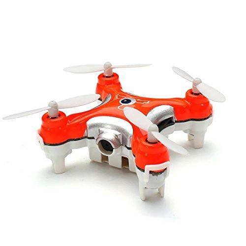 GoolRC CX-10C Mini drone 2.4 G, 6 assi, Gyro, RTF, con telecamera da 0,3 MP