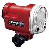 Olympus V6320120U000 - Flash subacuático UFL-3 para la Serie PT, Rojo