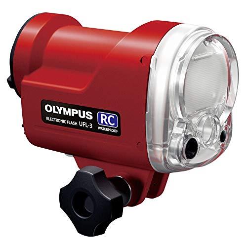 Olympus UFL-3 Unterwasser-Blitz (kompatibel mit Allen Modellen mit Glasfaserkabel-Anschlussstecker)