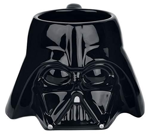 Star Wars Tasse, Keramik, schw, 8 x 12 x 10 cm