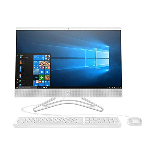 HP-PC 24-f1006nl All-in-One, AMD AMD Ryzen 3 3200U, RAM 8 GB, SSD 256 GB, Grafica AMD Radeon Vega 3, Windows 10 Home, Schermo 23.8