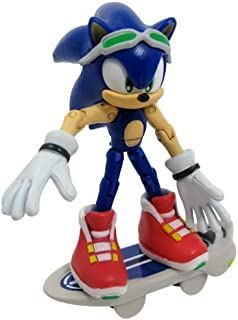 Sonic Free Riders Sonic The Hedgehog Action Figure by Sonic