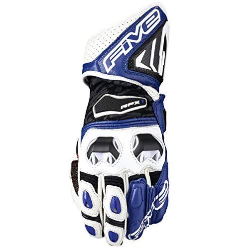 Five Advanced Gloves guanti five rfx1 white/blue (xl)