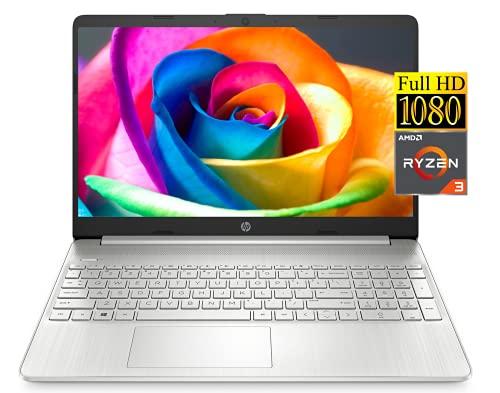 2021 Newest HP Laptop, 15.6' FHD Display, AMD Ryzen 3-3250 2-Core Processor, 16GB DDR4 Memory, 1TB...