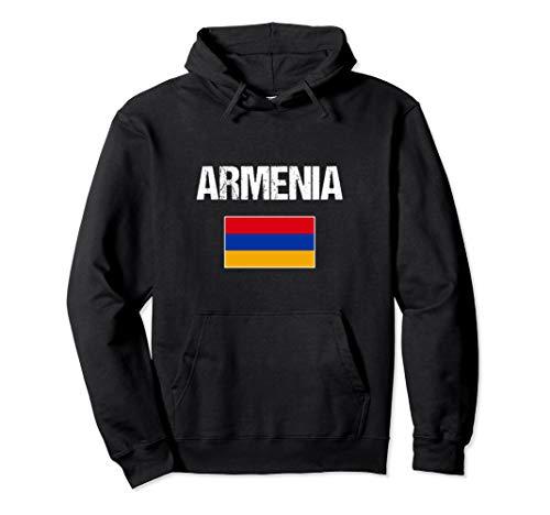 Armenien Flagge Armenisches Geschenk Armenia Pullover Hoodie
