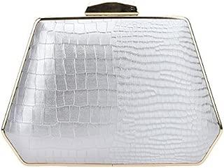 Fawziya Snake Pattern Handbag For Women Evening Bags Box Clutch Purse