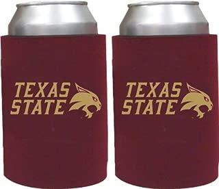 Kolder NCAA Texas State University Holder, One Size, Multicolor
