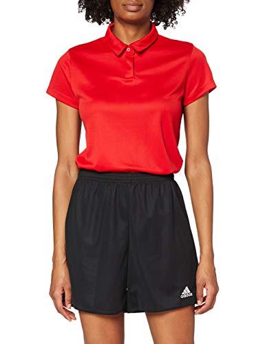 adidas Damen Parma 16 SHO W Sport Shorts, Black/White, L