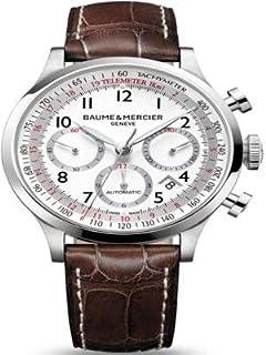 Baume & Mercier - Baume y Mercier Capeland Cronógrafo para hombre reloj automático m0 a10082