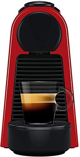 Cafetera Roja  marca Nespresso