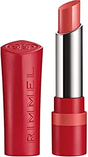 Rimmel London, The Only 1Matte Lipstick, 600 Keep It Coral, 3.4 g