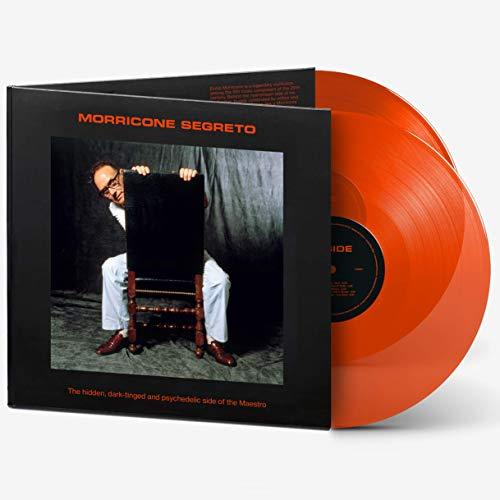 Morricone Segreto (Doppio Vinile Colorato) [Esclusiva Amazon.it] (2 LP)