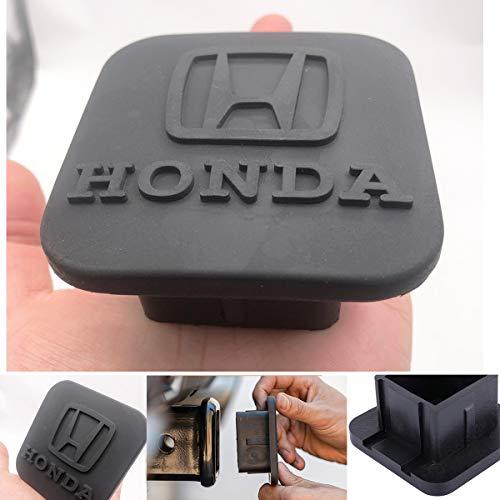 fit Honda Trailer Hitch Tube Cover Plug Cap,Rubber Receiver Tube Hitch Plug,Trailer Hitch Cover Tow Hitch Cover (fit Tube Hitch Plug Honda)