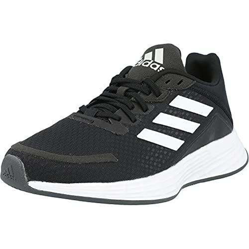 adidas Duramo SL K, Zapatillas de Running Unisex Adulto, NEGBÁS/FTWBLA/TOQGRI, 39 1/3 EU