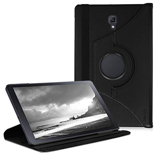 kwmobile Hulle kompatibel mit Samsung Galaxy Tab A 105 360 Tablet Schutzhulle Cover Case Schwarz