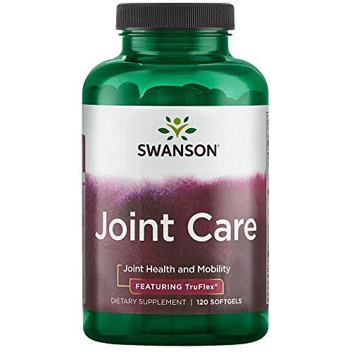 Swanson Ultra Joint Care with Glucosamine, MSM & Chondroitin