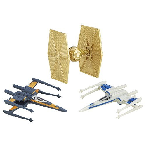 Star Wars: The Force Awakens Micro Machines 3 Pack Starfighter Assault - http://coolthings.us