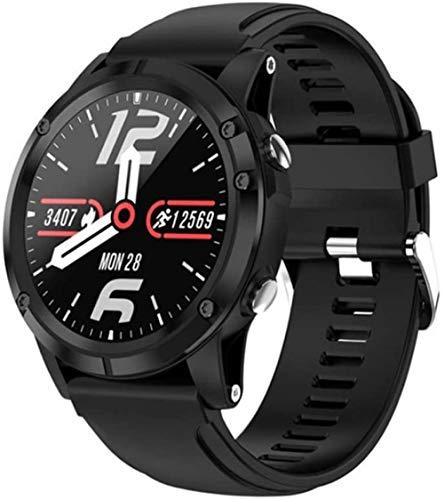 Calorías Bluetooth Smart Watch Health Tracker Pulsera deportiva impermeable Multi-Sport Mode-A