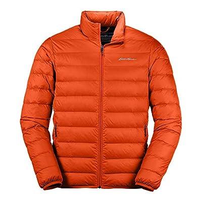 Eddie Bauer Men's CirrusLite Down Jacket, Ochre Tall XL by Eddie Bauer